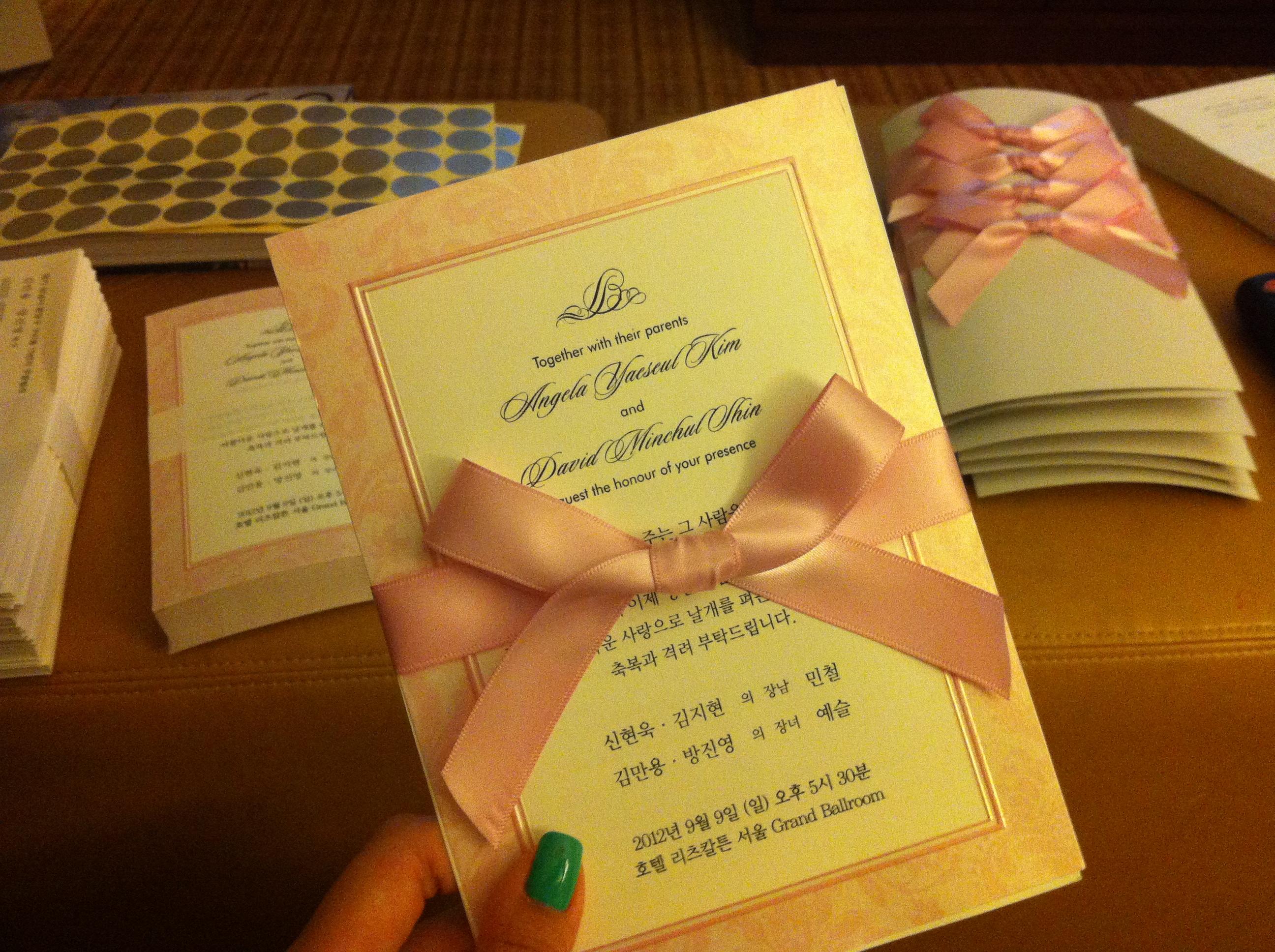 Cheap Wedding Invitations Calgary