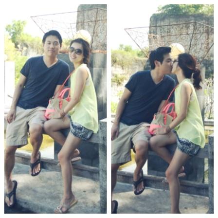 Us in Bali :)